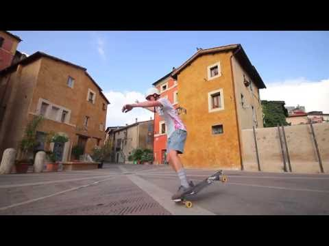 Jack Darby: Longboarding, Cats and Capena