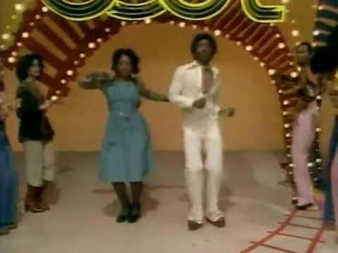 Soul Train Line 1976 Archie Bell & the Drells  Lets Go Disco