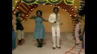 Soul Train Line 1976 (Archie Bell & the Drells - Let