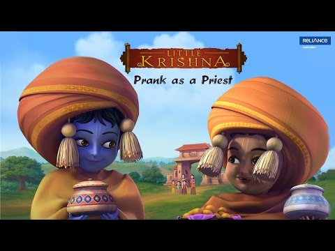 Thumbnail: Little Krishna | Prank as a Priest | Video Clip