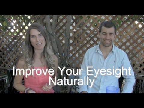 Improve Your Eyesight Quickly & Naturally: The Cure For Blur