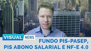 NF-E 4.0, FUNDO PIS-PASEP E PIS ABONO SALARIAL | Visual News