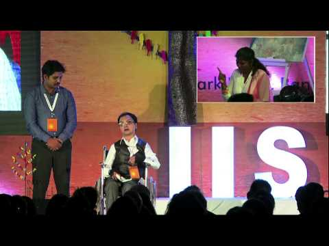 Ashwin Karthik and Bharath Sharma at IIS 2014: The Heartwarming Tale Of Friendship