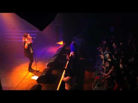 Jess Mills Live at Club NME KOKO 13th January 2012