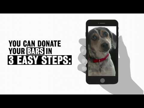 Donate The Bars | Step by Step