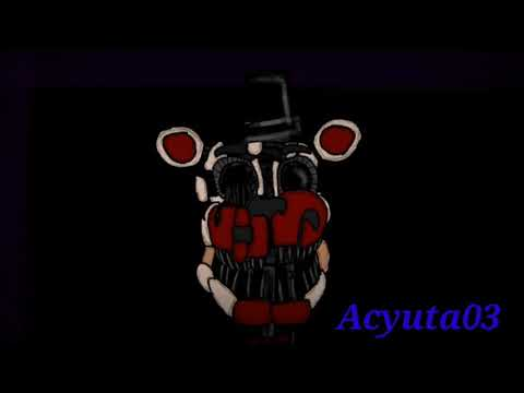 (DC2/fnaf)Red Melody Meme! Ft. Molten Freddy!