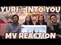YURI (유리) - Into You (빠져가) MV Reaction [ARIANA GRANDE IS SHAKING!]