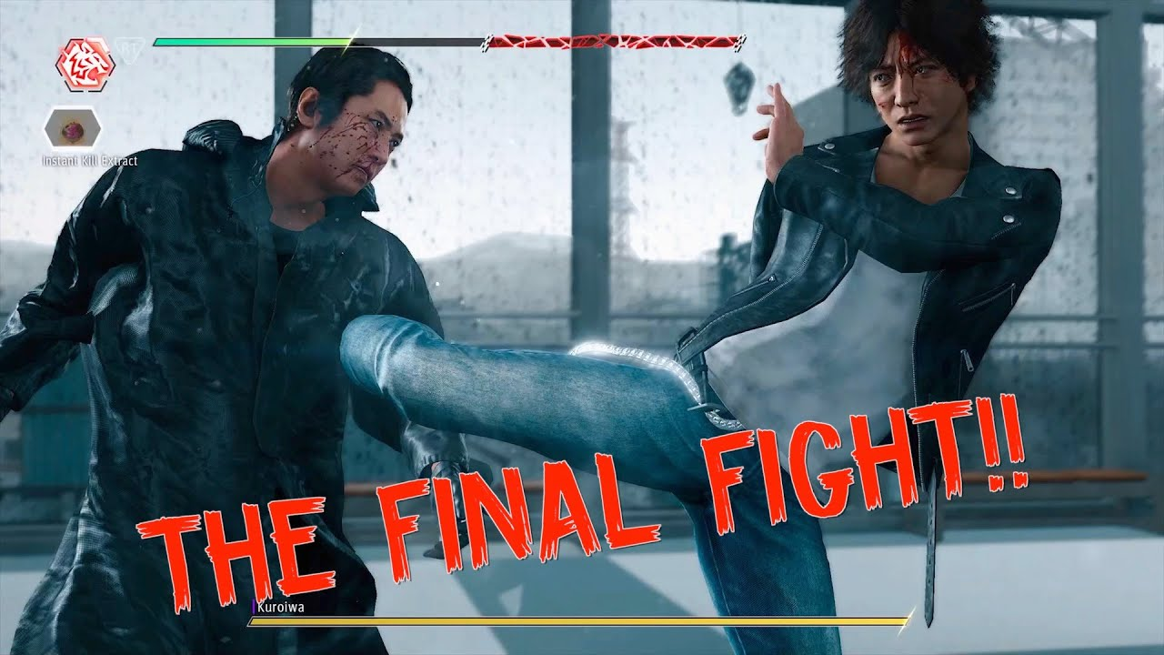 """""""BIG YAGAMI"""" FINALLY  THROWS HANDS WITH THE MOLE! [ LAST EPISODE OF """"JUDGMENT"""" AND IT'S JUICY!!! ]"""