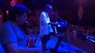 Sunday night Jam at Wah Wah Beach Bar Playa del Carmen