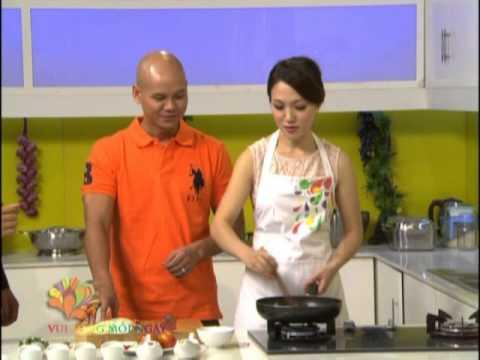 Cá thu sốt cà chua – Vui Sống Mỗi Ngày [VTV3 — 02.01.2013]