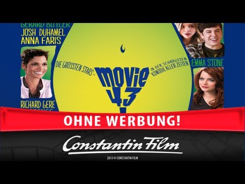 Movie 43 - Trailer [HD] - Ab 24. Januar 2013 im Kino!