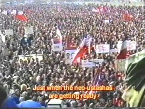 Serbian lies and tv propaganda - '91-'95
