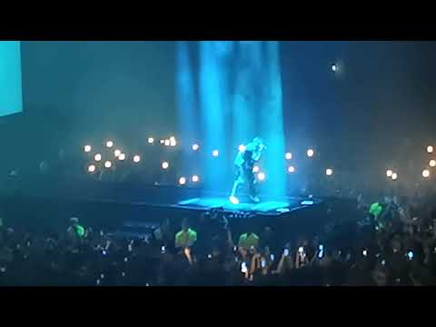 Over Now (Live) - Post Malone - Glasgow SSE Hydro