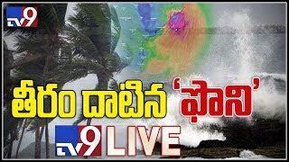 Cyclone Fani LIVE Updates - TV9