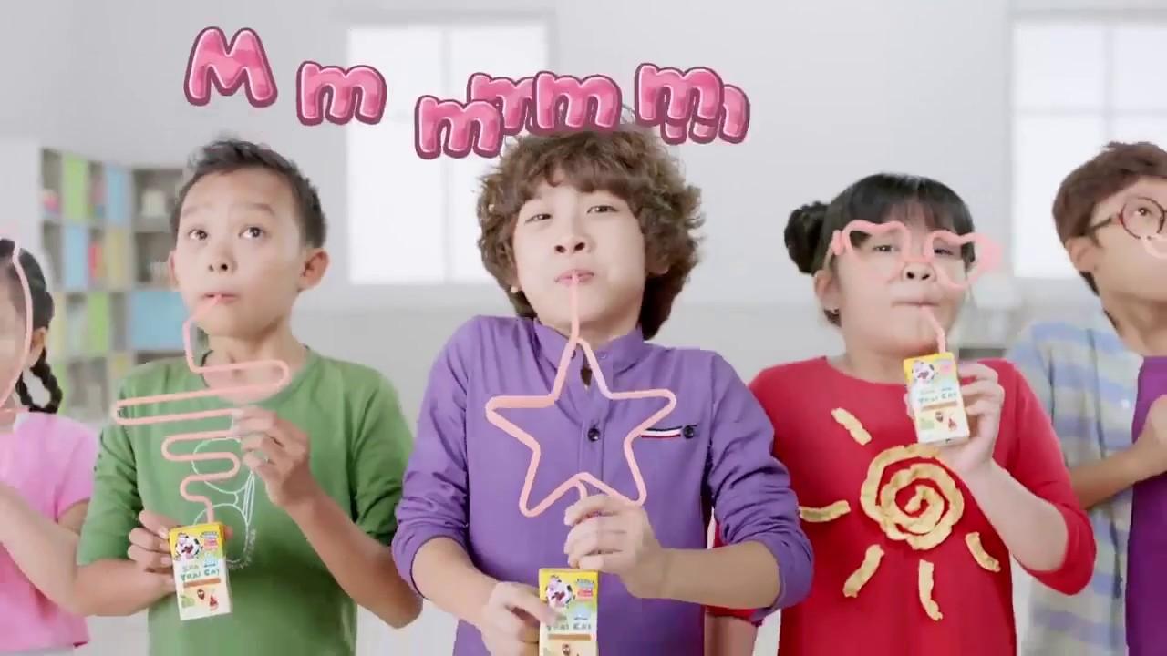 Quảng cáo sữa trái cây Kun – Quảng cáo vui nhộn mới nhất cho bé