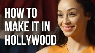 EXTREME WORK ETHIC - Cara Santana on What It Takes To Make It In Hollywood