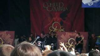 Coheed And Cambria-Welcome Home-WARPED TOUR 2007 ORLANDO FL.