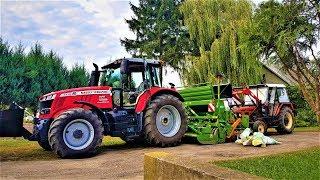Massey Ferguson 7714 S - Rolnik Szuka Traktora ||43 (Testy / Szczegółowa Prezentacja / Walk Around )