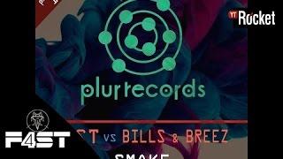 SMOKE [LYRIC VIDEO] - F4ST Vs Bills & Breez
