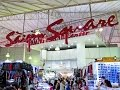 ホーチミンの旅の最後は、買い物にサイゴンスクエアやベンタイン市場などに行きまし…