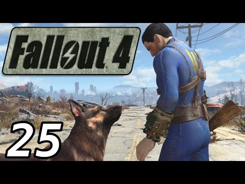 Fallout 4 | E25 | West Everett Estates (Gameplay / Playthrough / 1080p60)