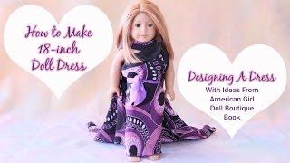 AG Doll Boutique: Hayır Dikmek Elbise Kitap Esinlenerek