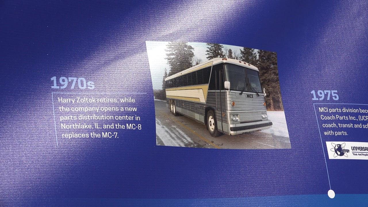 Mci mc8 repair Manual