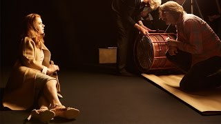 Backstage as Amy Adams stars in the Max Mara Accessories Fall Winter 2014 Campaign Thumbnail