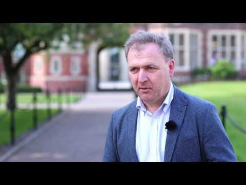 EU Debate NI: Professor David Phinnemore, QUB on EU/UK talks