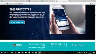 Noiz ICO REIVIEW-Mạng quảng cáo Tái thiết kế