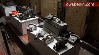 "Bunker Wünsdorf ""RANET"" - Zeppelin. Бункер Цеппелин-Ранет г.Вюнсдорф"