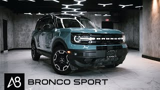 2021 Bronco Sport | Would the Real OJ Please Stand Up