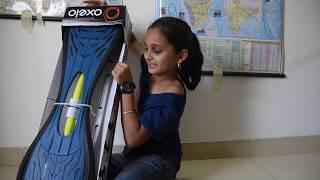 Waveboard unboxing and basics