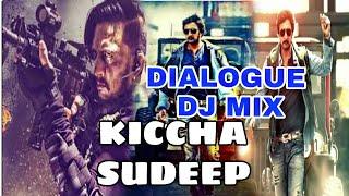 KICCHA SUDEEP DIALOGUE DJ SONG SUDEPP'S FANS MUST WATCH