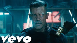 Deadpool 2 official music video welcome to the part [full HD]