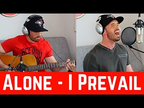 Alone - I Prevail (Acoustic Cover)