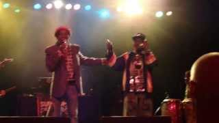 "Lee ""Scratch"" Perry - Disco Devil - Live at the Trocadero 9/21/13"