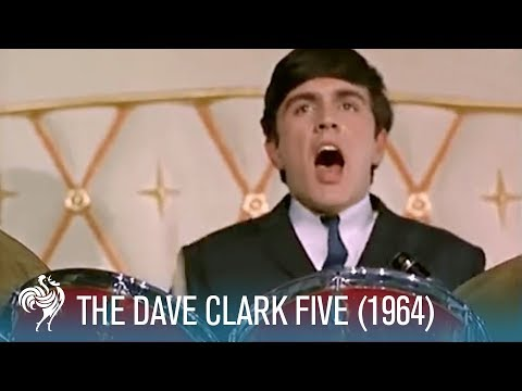 The Dave Clark Five: Concert in London 1964  British Pathé
