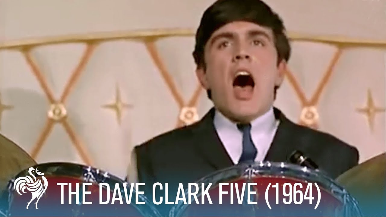 The Dave Clark Five Concert In London 1964 British Pathé