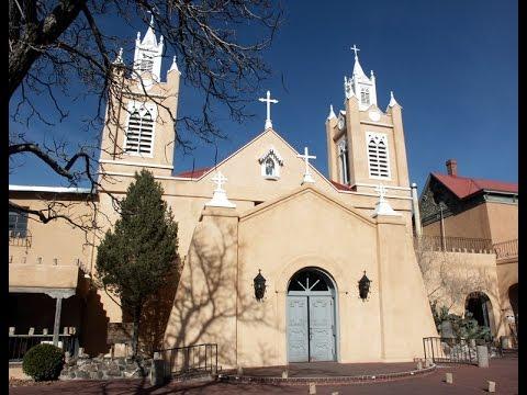 San Felipe Neri Church Albuquerque New Mexico
