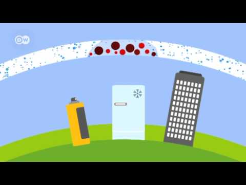What happened to the holes in the ozone layer? | Global Ideas