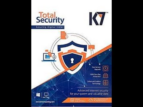 K7 TOTAL SECURITY FOR 2017