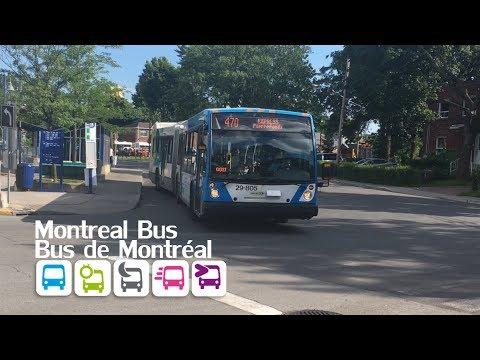 Montreal public transport (vol. 3 - Bus)