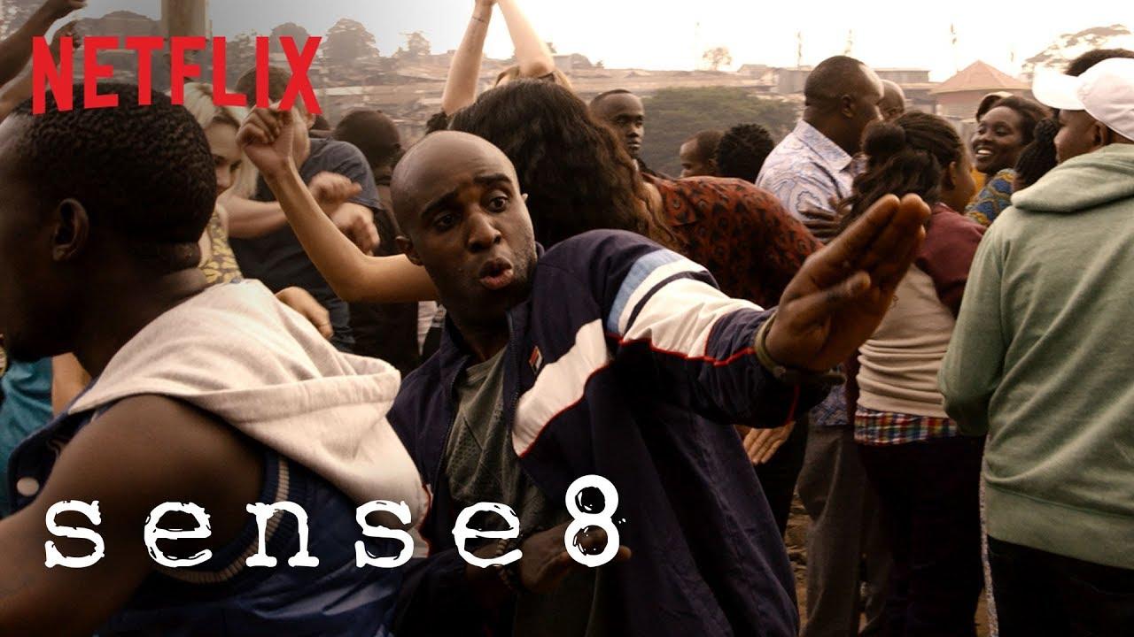 Sense8: The Series Finale | Behind the Scenes: Sensate Shuffle | Netflix