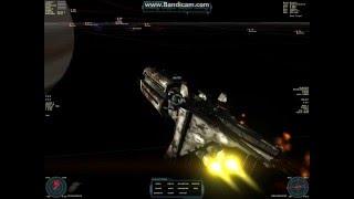 Starshatter tests, long range 2