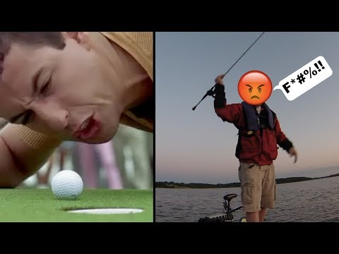 PISSED OFF Fisherman Gets Backlash And THROWS ROD!!