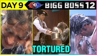 Dipika Kakar, Karanvir Bohra and Other Singles TORTURED By Jodis | Bigg Boss 12 Episode 9 Update