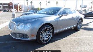 Bentley Continental GT 2012 Videos