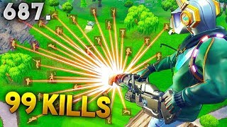 HACKER GOT 99 KILLS SOLO  !!! Fortnite Funny WTF Fails and Daily Best Moments