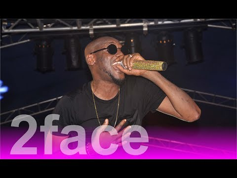 WHY 2FACE REMAIN KING OF LIVE PERFORMANCE   LAGOS @ 50, 2017